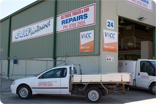 Truck, Trailer Repairs and Maintenance, G&R Maintenance Dandenong